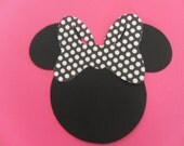 Minnie DYI Cut outs (20 count)