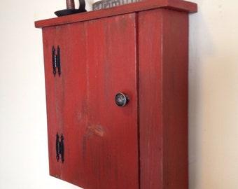 Farmhouse cabinet/ medicine cabinet