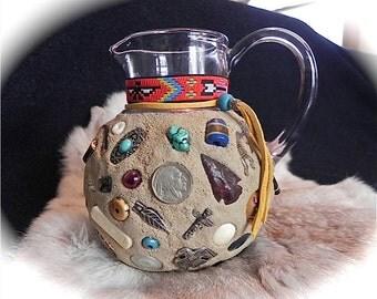 Memory Jug - Native American - Folk Art