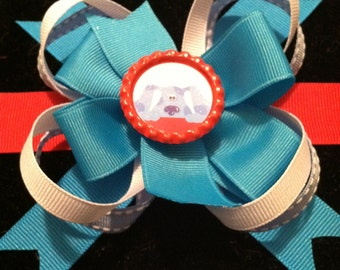 Blues Clues Hairbow