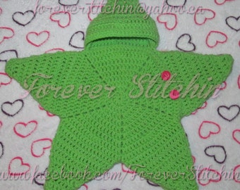 Star Shaped Baby Bunting Pattern Sewing Patterns For Baby