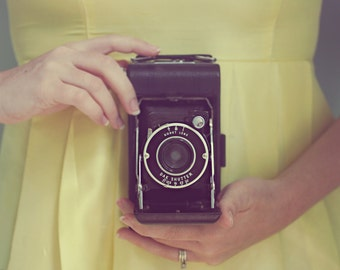 For The Love of Cameras:  8x10 fine art photography print