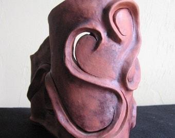 Ceramic Free Standing Sclupture