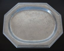 bruce fox pewter wilton tray popular items etsy