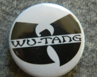 Wu-Tang Clan Button/Magnet/Bottle Opener