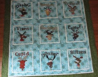 Reindeer Games pdf pattern