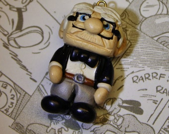"Polymer Clay Carl from ""UP"" Charm"
