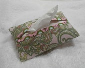 Travel Size Tissue Cover/Case