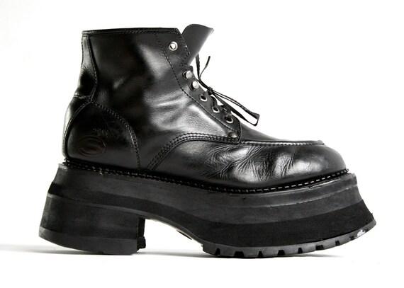90s skechers boots