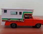 1970's Vintage Majorette Camping Car