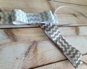Baby Girl Headbands..Chevron Bows..Newborn Headbands..Ribbon Bows..Toddler