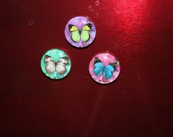 Magnet set of 3  MM005