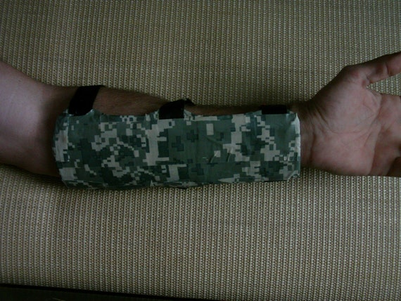 Made To Order Custom Duct Tape Archer Arm Guard By Hobshop