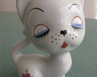 Pretty Kitty Figurine