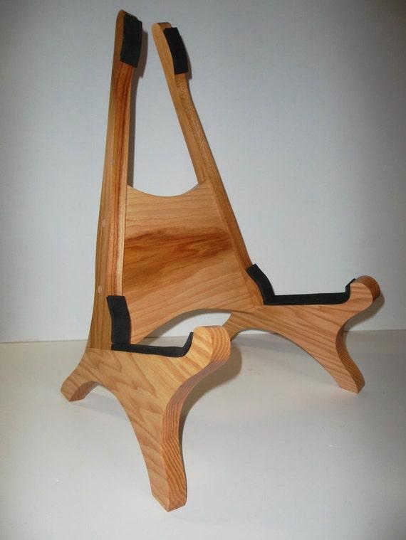 hickory acoustic guitar stand. Black Bedroom Furniture Sets. Home Design Ideas