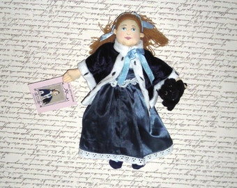 Doll from a Liotard's portrait