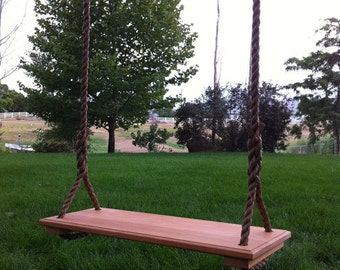 popular items for tree swings adults on etsy. Black Bedroom Furniture Sets. Home Design Ideas