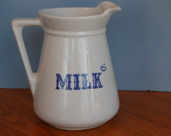 Vintage Milk Pitcher American Milk Producers Inc. (AMPI)