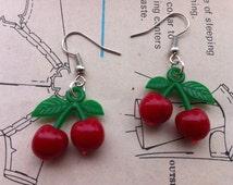 Cherrybomb Earrings