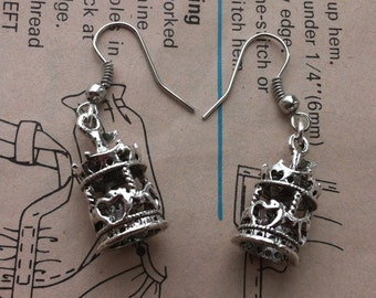 Fairground Carousel Earrings