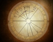 Astrological Birth Chart, Personal and Complete - horoscope, zodiac, natal chart