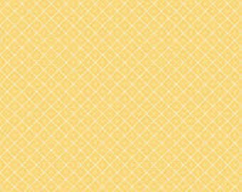 Vintage Baby by Lori Whitlock for Riley Blake Designs Yellow