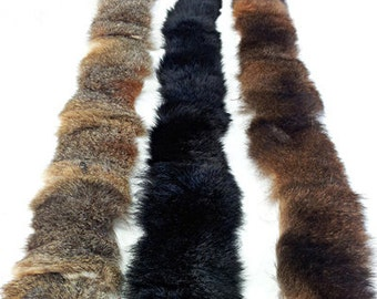 Possum Fur Trim - 10 Metre Length
