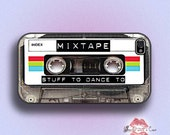 Retro Mix Tape Cassette  - iPhone 4/4S 5/5S/5C/6/6+ and now iPhone 7 cases!! And Samsung Galaxy S3/S4/S5/S6/S7
