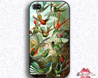Birds by artist Ernst Haeckel  - iPhone 4/4S 5/5S/5C/6/6+ and now iPhone 7 cases!! And Samsung Galaxy S3/S4/S5/S6/S7