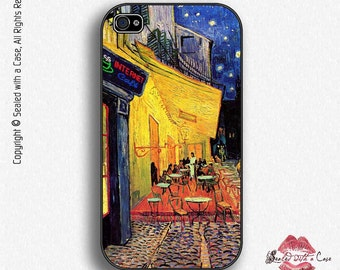 "Vincent Van Gogh ""Internet Café"" - iPhone 4/4S 5/5S/5C/6/6+ and now iPhone 7 cases!! And Samsung Galaxy S3/S4/S5/S6/S7"