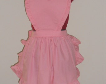 Frilly Heart Apron - Great for Hens Parties
