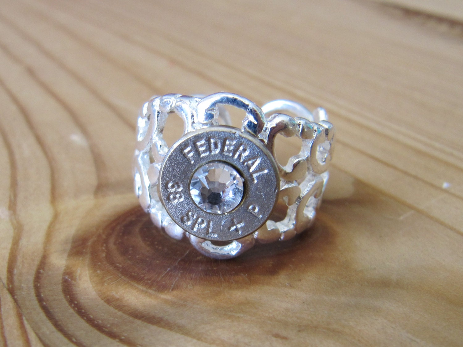 bullet jewelry bullet ring country jewelry country