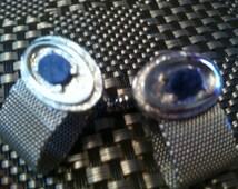 Vintage DANTE Blue Sodalite Cufflinks
