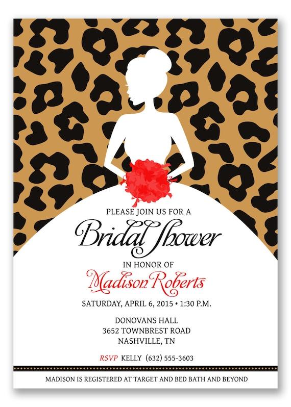 Target Bridal Shower Invitations was beautiful invitations layout