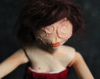 OOAK Dolls, BJD, lust, strawBerryJDolls.