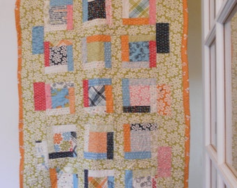 Lucy's Crab Shack Small Quilt/Wall Hanging