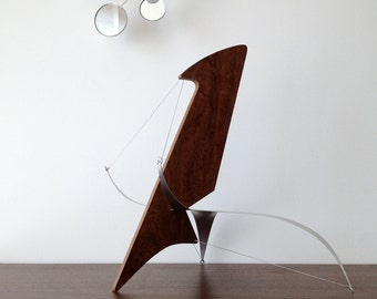 Mid-Century Modern Sculpture, Wood (varies)