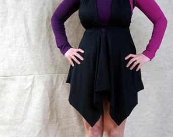 Black Infinite Dress