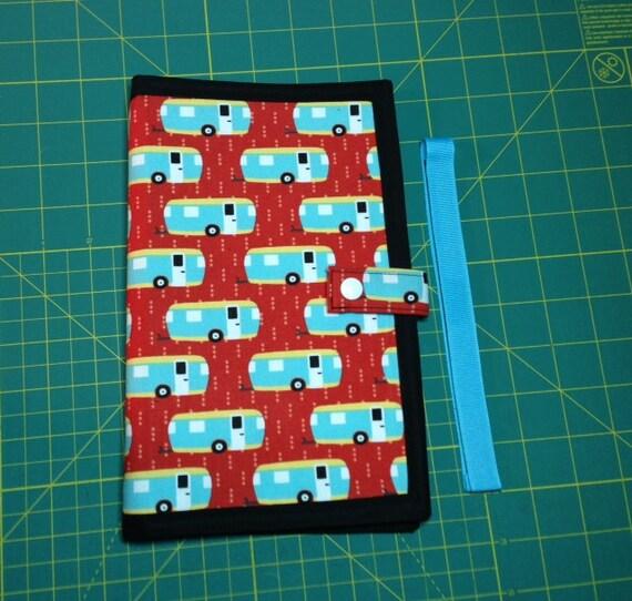 Magnetic Knitting Pattern Holder : Camper RV Pattern holder organizer for knitting and crochet