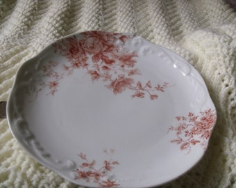 antique decorative dish
