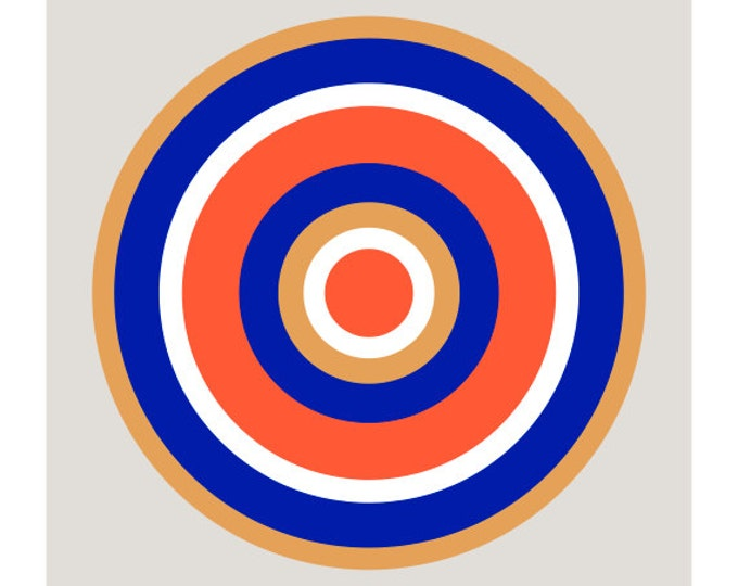 Around in Circles - No. 7