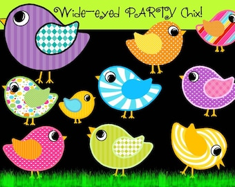 Party Chix - INSTANT DOWNLOAD