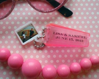 Wedding Attendant Gift. Your Image & Words. For Bridesmaids, Groomsmen, Bachelorette, Family.