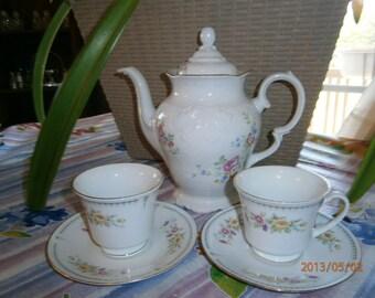 Tea for 2 Set,Remington, Royal Kent, Bridal/Baby Shower, Movie/TV Sets