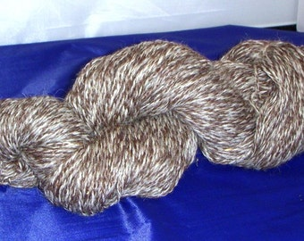 Alpaca with 20% bamboo worsted 250 yards yarn