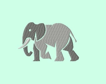 Embroidery pattern - Elephant