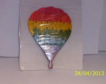 Hot Air Balloon Puzzle
