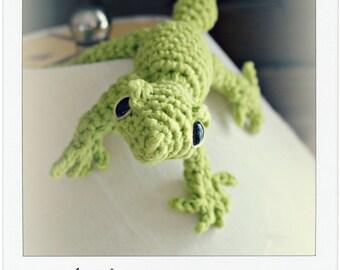 MERLIN - Gecko Crochet Pattern