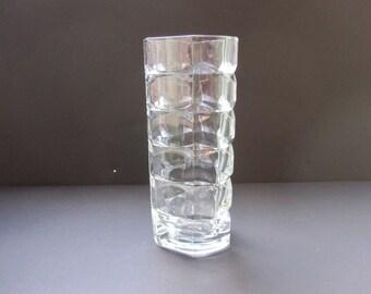 French Glass Vase