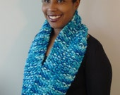 The Eve // Chunky Infinity Scarf